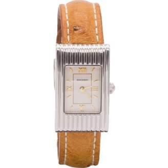 Boucheron Vintage Reflet Brown Steel Watches