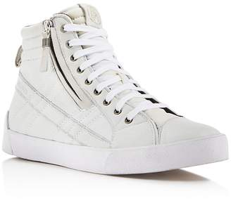 Diesel D-Velows D-String Plus Sneakers $160 thestylecure.com