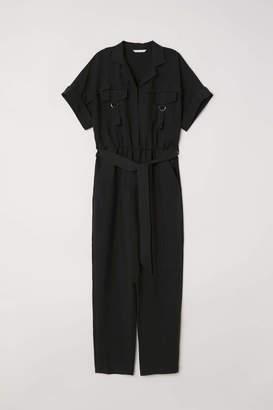 H&M Modal-blend Jumpsuit