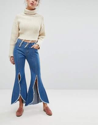 Current Air Spliced Jean