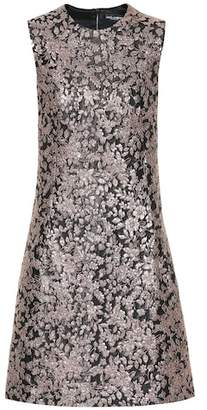 Dolce & Gabbana Jacquard shift dress