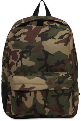 New Era Stadium Camo Backpack