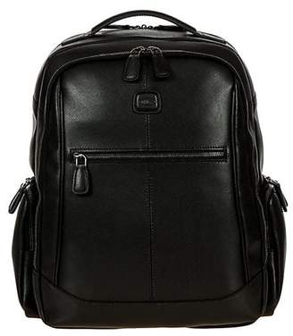 Bric's Varese Executive Saffiano Leather Large Backpack