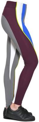 NO KA 'OI No Ka'oi Kimi Patchwork Microfiber Leggings