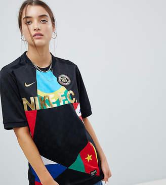 Nike F.C. Football Jersey in Star Design