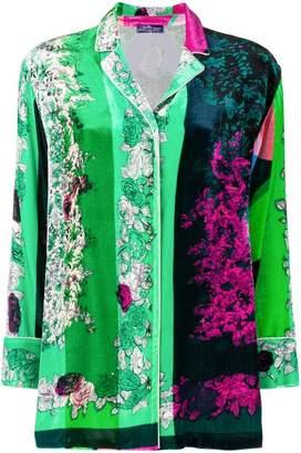 Emilio Pucci floral pattern shirt