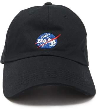 Forever 21 NASA Graphic Baseball Cap