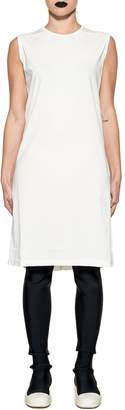 Drkshdw White Column Dress
