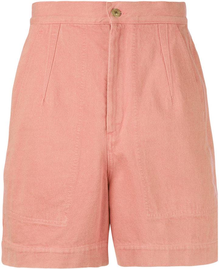 Isabel MarantIsabel Marant high waisted shorts