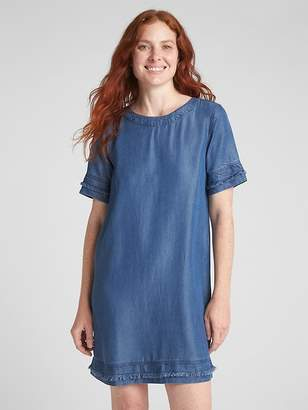 Gap TENCEL Shift Dress