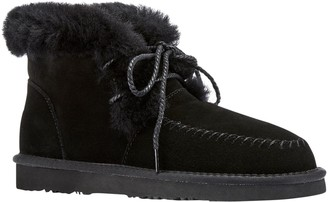 Lamo Women's Suede Ankle Boots - Camille