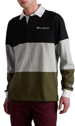 Champion Colorblock Rugby Shirt