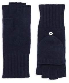 Portolano Flip-Top Cashmere Mittens