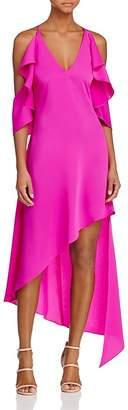 Adelyn Rae Cold-Shoulder Dress
