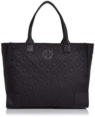 Tory Burch Ella Quilted Tote $275 thestylecure.com