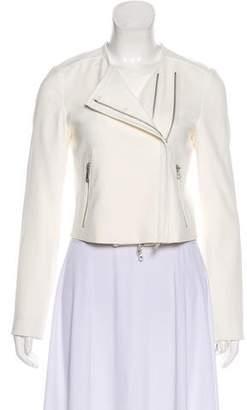 Rebecca Minkoff Moto Zip-Up Jacket
