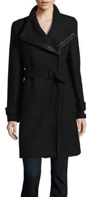 Calvin Klein Wrap Walker Coat