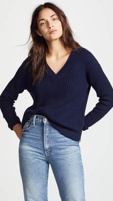 Bop Basics Deep V Sweater