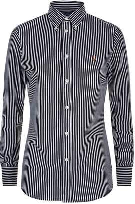 Polo Ralph Lauren Heidi Stripe Oxford Shirt