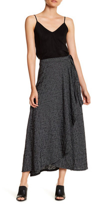 SUSINA Maxi Wrap Skirt (Petite) $29.97 thestylecure.com