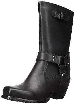 "Ride Tec Women's 8548 11"" Fashion Harness Work Boot"