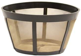 Gold Tone GoldToneTM Permanent Reusable Basket Coffee Filter, Fits BUNN* Coffee Makers