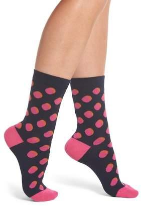Paul Smith Faye Shadow Spot Crew Socks