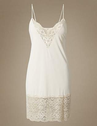 Marks and Spencer Louisa Lace Trim Full Slip