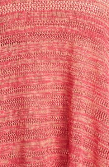 Sejour Sharkbite Sweater (Plus Size)