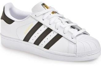 adidas 'Superstar' Sneaker (Women)