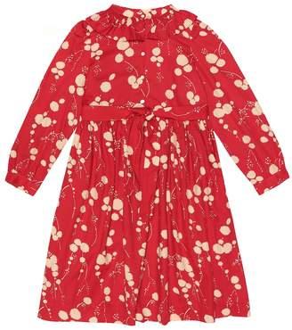 Bonpoint Margot floral cotton dress