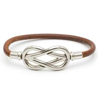 Hermes Atamé leather bracelet