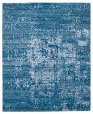 Nourison Rugs Silk Shadows Rug Collection- Ocean