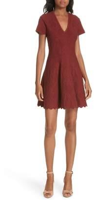 Jonathan Simkhai Matte Jacquard Dress