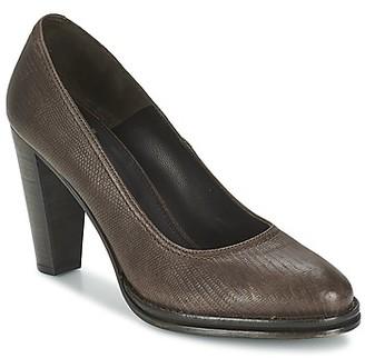 Fred de la Bretonière LELYSTAD women's Heels in Brown