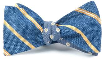 The Tie Bar Editor Floral