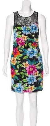 Aidan Mattox Sleeveless Mini Dress w/ Tags