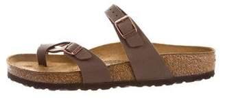 Birkenstock Mayari Suede Sandals