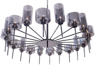 One Kings Lane Gaunt Chandelier - Gray