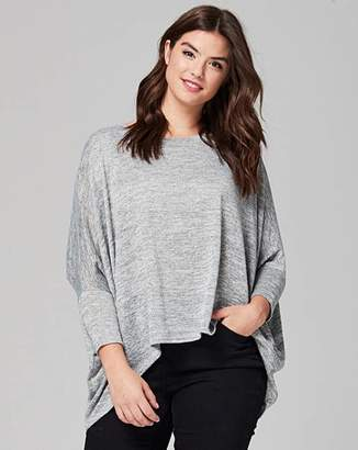 Simply Be Cut & Sew Slouch Top