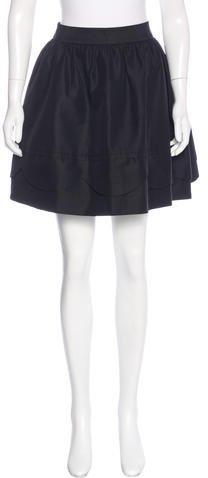 Kate SpadeKate Spade New York A-Line Mini Skirt w/ Tags