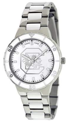 """Game Time Women's COL-PEA-SCA""""Pearl"""" Watch - South Carolina"""