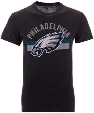 Authentic Nfl Apparel Men Philadelphia Eagles Checkdown T-Shirt