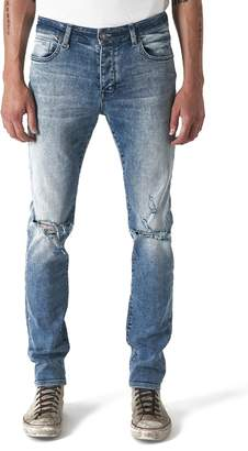 Neuw Iggy Ripped Skinny Fit Jeans