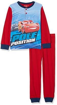 Disney Children Pyjama Set Disney Cars, ER7250.I06,(Manufacturer Size: 128)