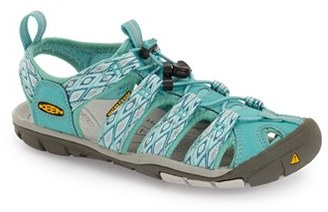 Women's Keen 'Clearwater Cnx' Sandal $99.95 thestylecure.com