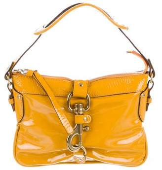Chloé Patent Leather Top Handle Bag