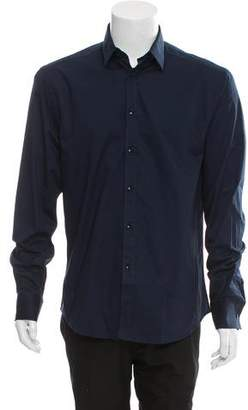 Versace Long Sleeve Button-Up Shirt w/ Tags