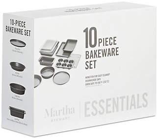 Martha Stewart Ten-Piece Ceramic Bakeware Set