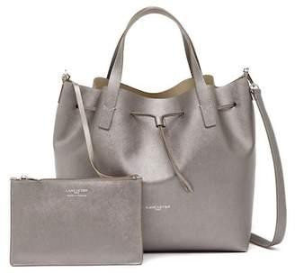 Lancaster Paris Pur Saffiano Leather Shoulder Bag